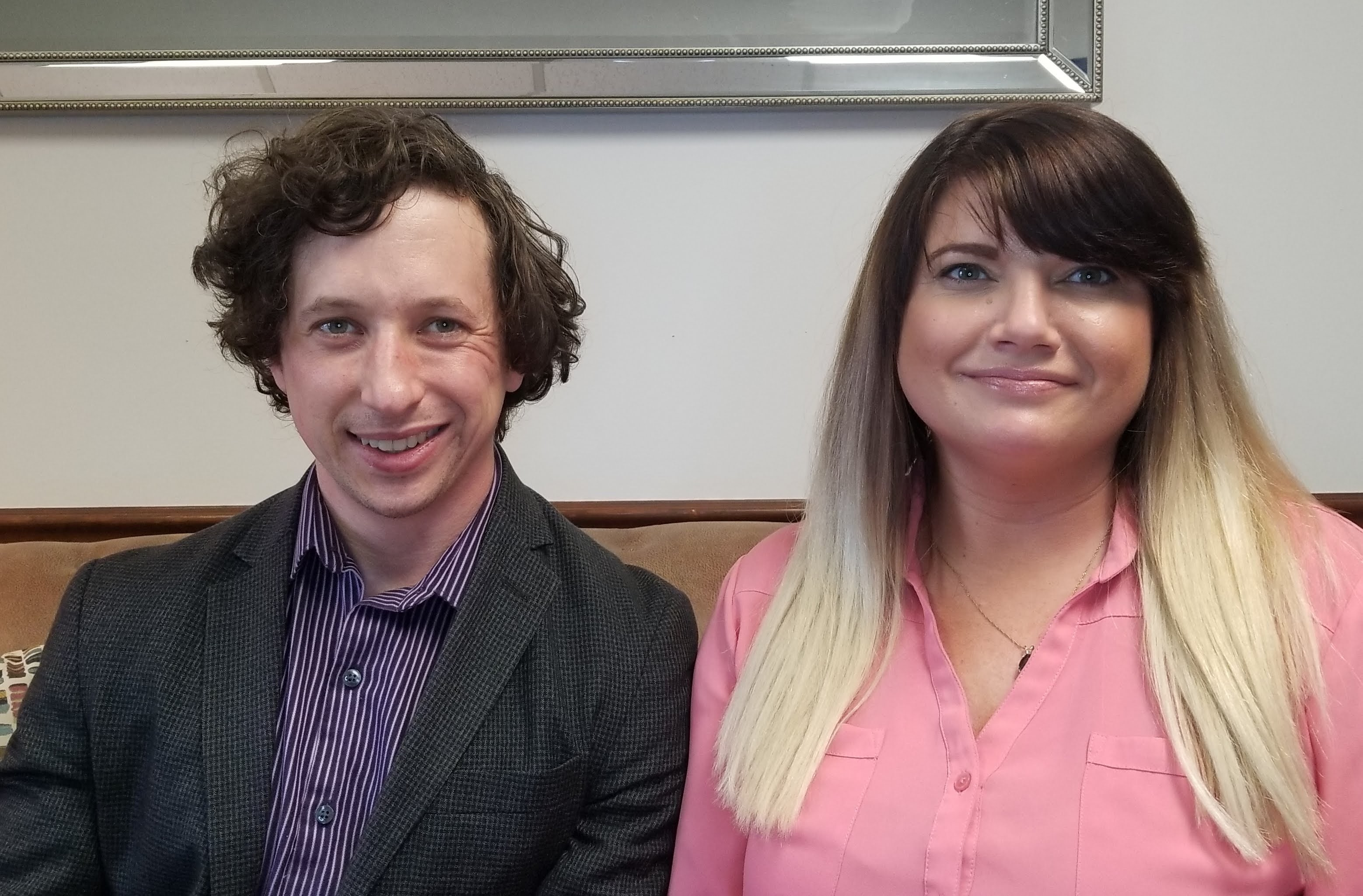 Anthony and Christina- Registered Dietitians